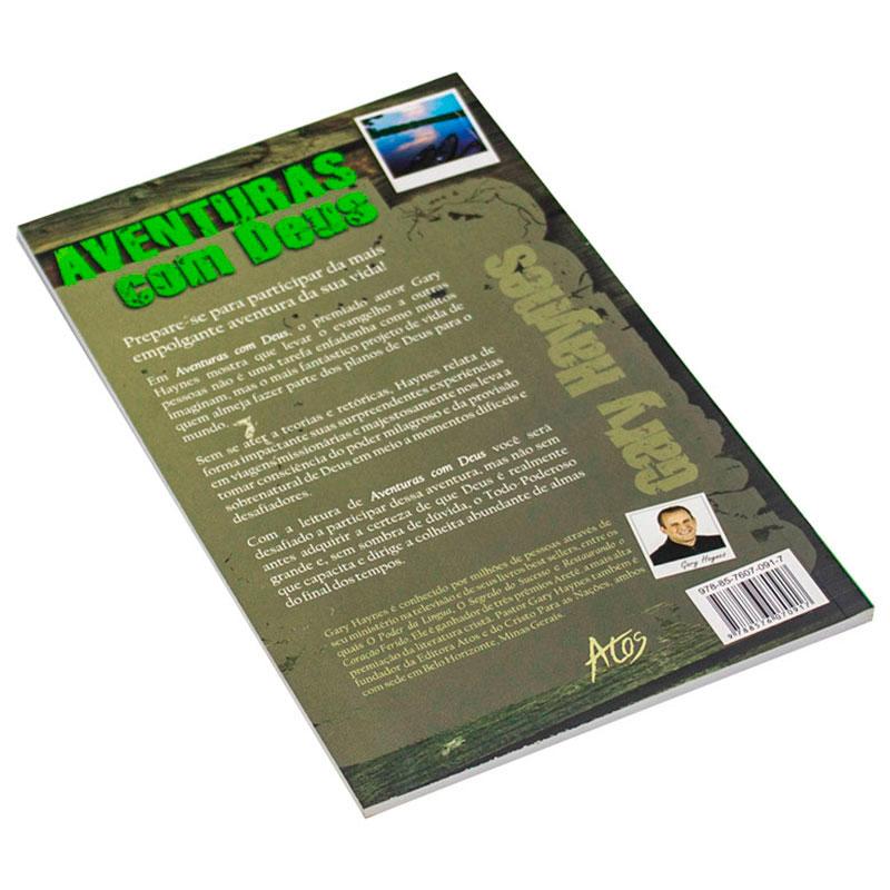 Livro: Aventuras Com Deus | Gary Haynes