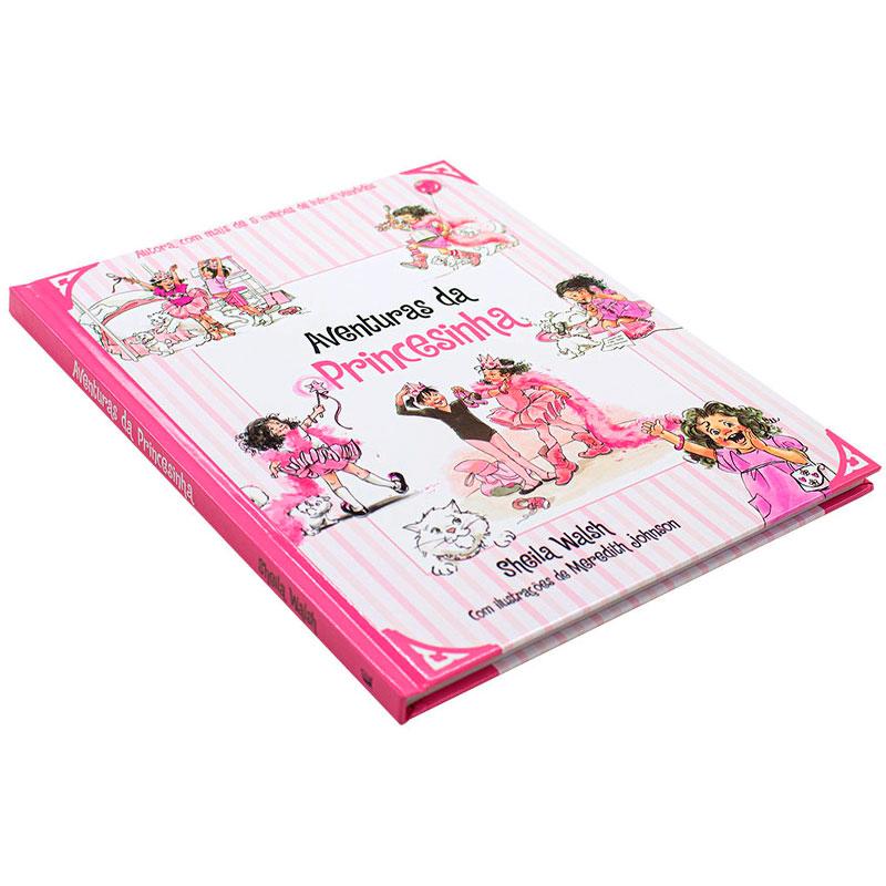 Livro: Aventuras Da Princesinha   Sheila Walsh