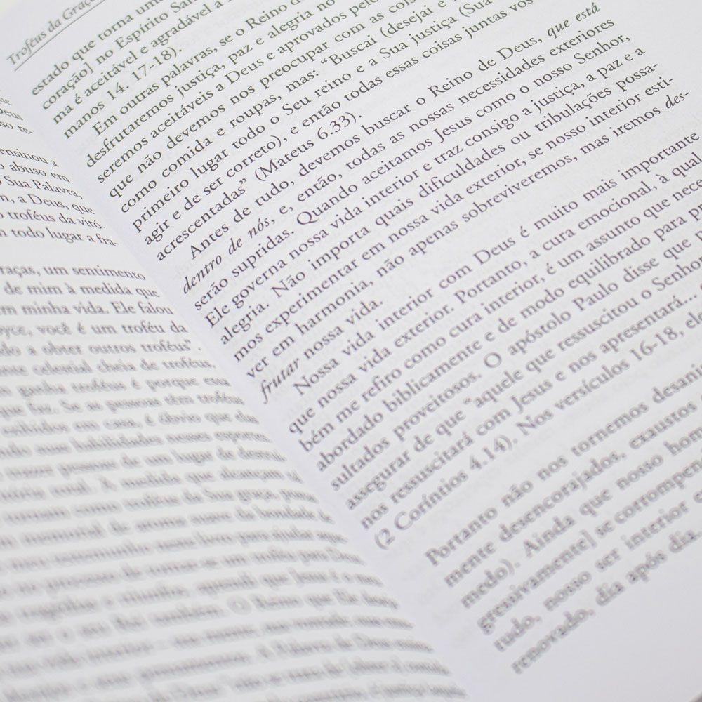Livro: Beleza Em Vez De Cinzas | Joyce Meyer