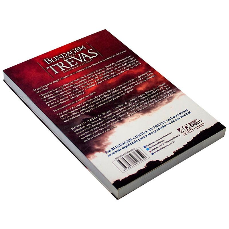 Livro: Blindagem contra As Trevas | Oswaldo Lôbo Jr