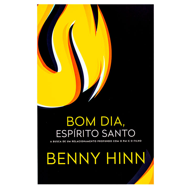 Livro: Bom Dia Espírito Santo - Nova Edição   Benny Hinn