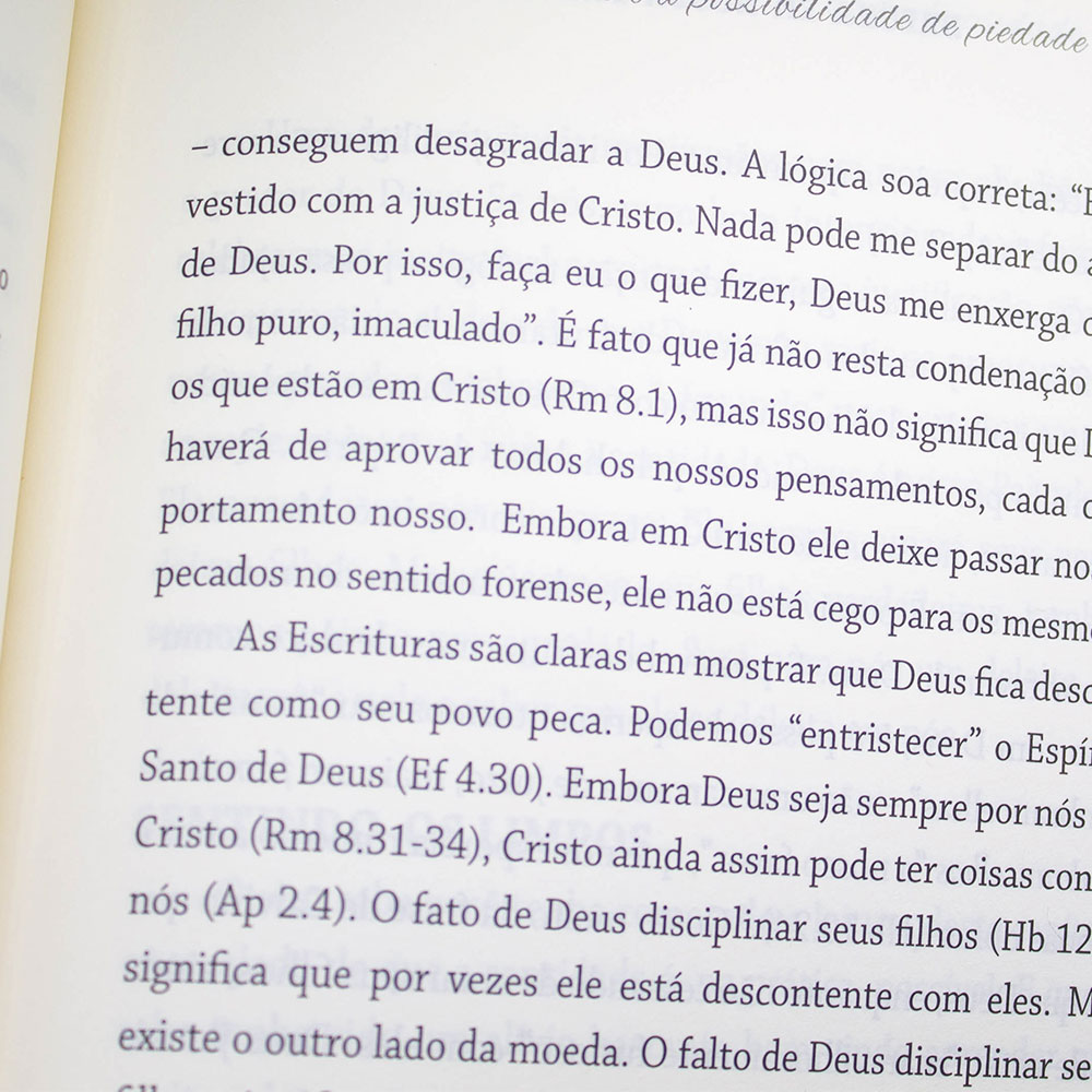 Livro: Brecha Em Nossa Santidade | Kevin Deyoung