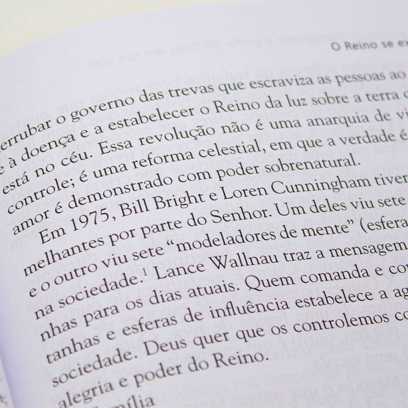 Livro: Café Espiritual | Bill Johnson