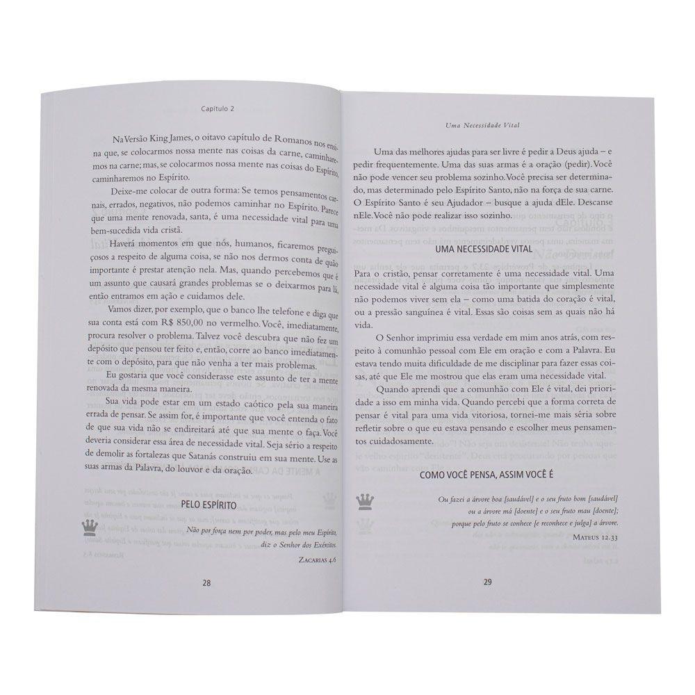 Livro: Campo De Batalha Da Mente | Joyce Meyer