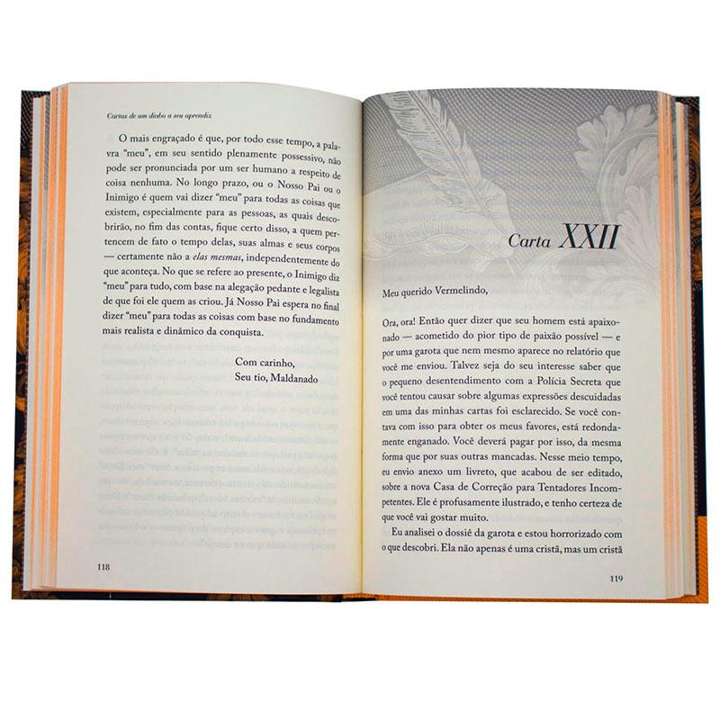 Livro: Cartas De Um Diabo A Seu Aprendiz | C. S. Lewis