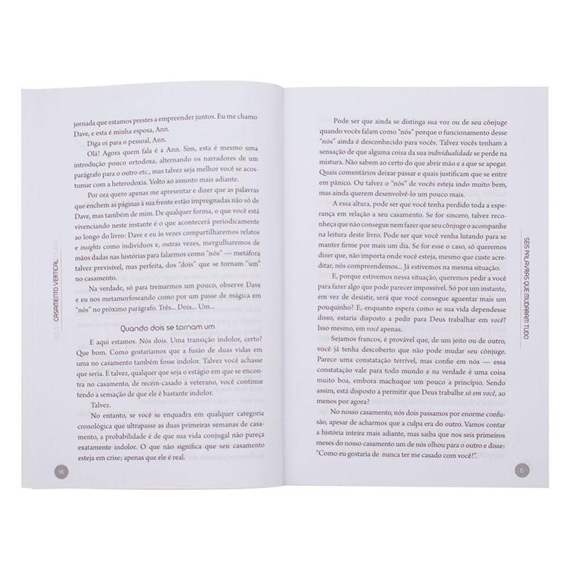 Livro: Casamento Vertical   Dave E Ann Wilson