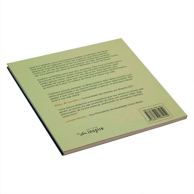 Livro: Chaves Para Bençãos Espirituais | Carlito Paes