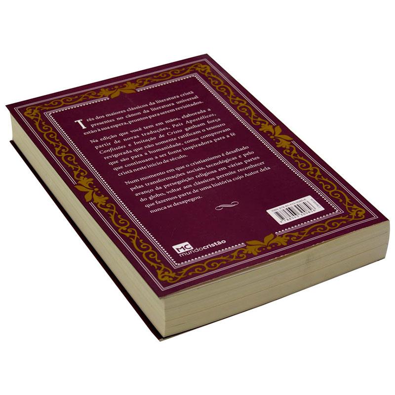 Livro: Clássicos Da Literatura Cristã