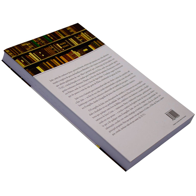 Livro: Comentário Bíblico - João   Charles R. Swindoll