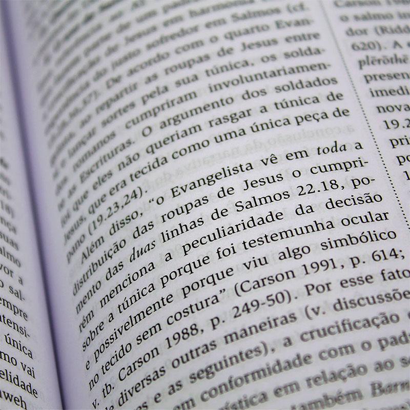 Livro: Comentário Do Uso Do Antigo Testamento No Novo Testamento   G. K. Beale & D. A. Carson