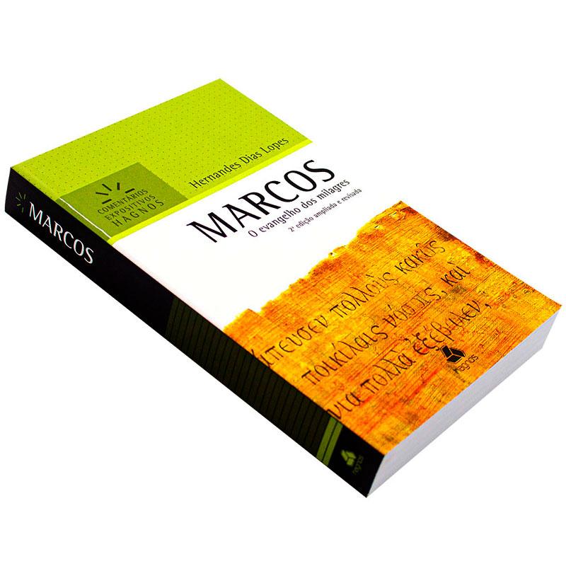 Livro: Comentário Expositivo Marcos   Hernandes Dias Lopes