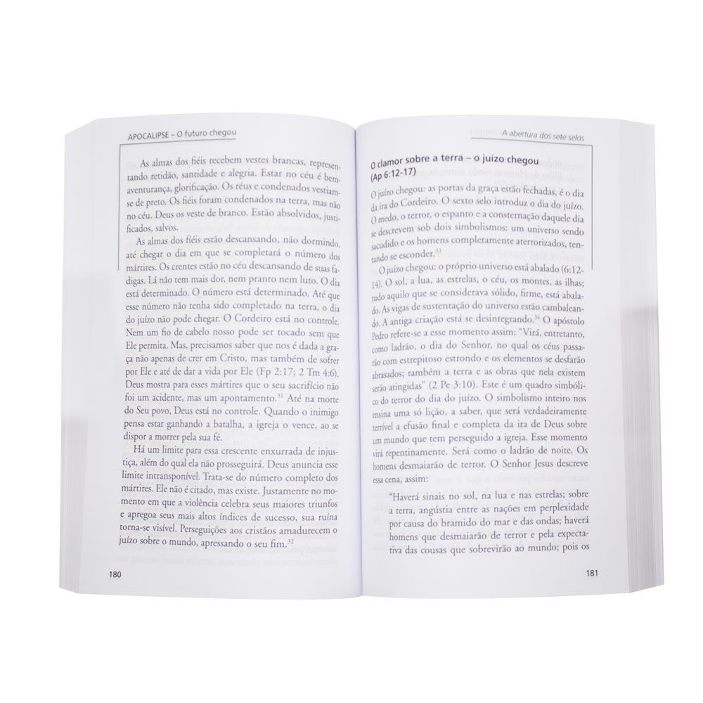 Livro: Comentários Expositivos Apocalipse   Hernandes Dias Lopes