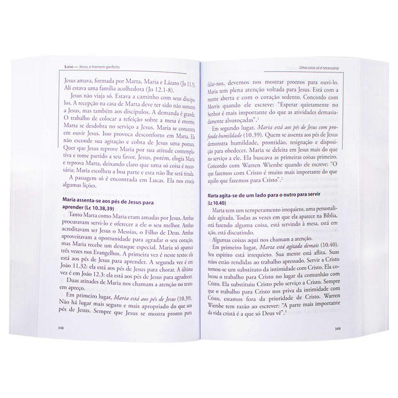 Livro: Comentários Expositivos Hagnos - Lucas | Hernandes Dias Lopes