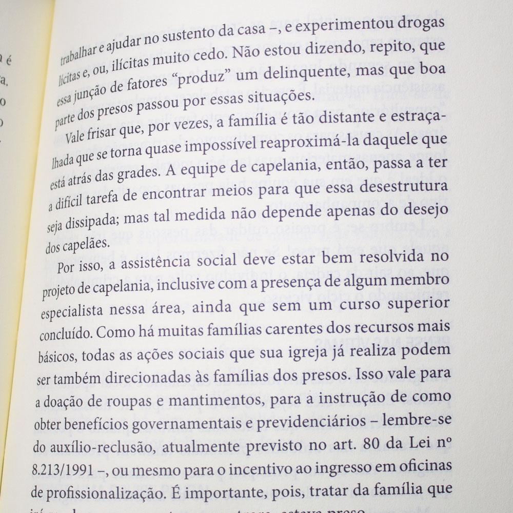 Livro: Como Anunciar o Evangelho entre Os Presos   Antônio Carlos Júnior