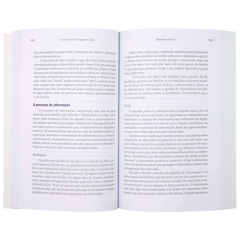 Livro: Como Falar De Drogas Em Casa | Stephen Arterburn & Jim Burns