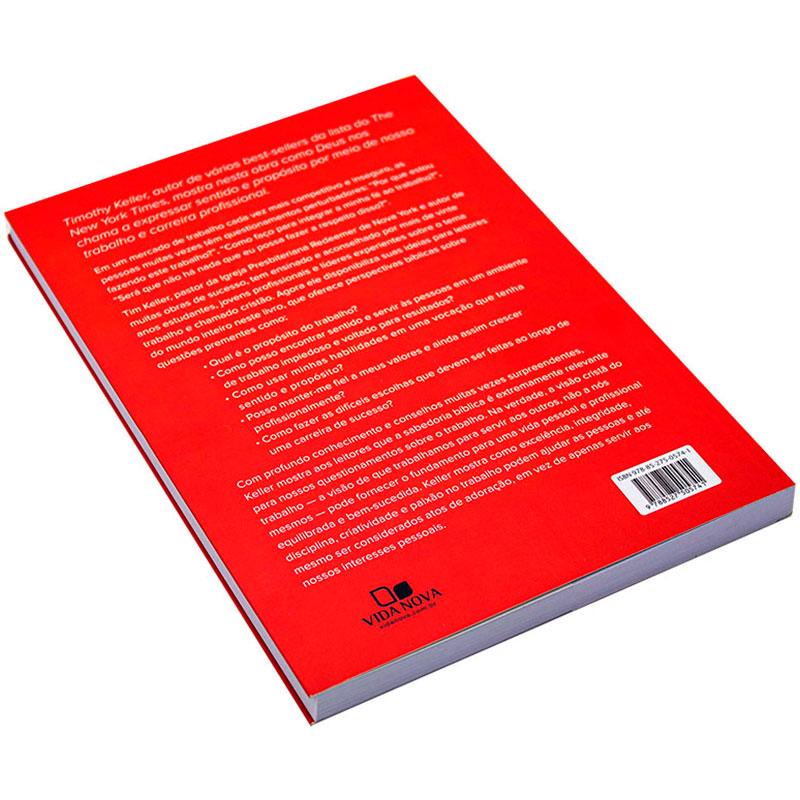 Livro: Como Integrar Fé E Trabalho | Timothy Keller & Katherine Leary Alsdorf