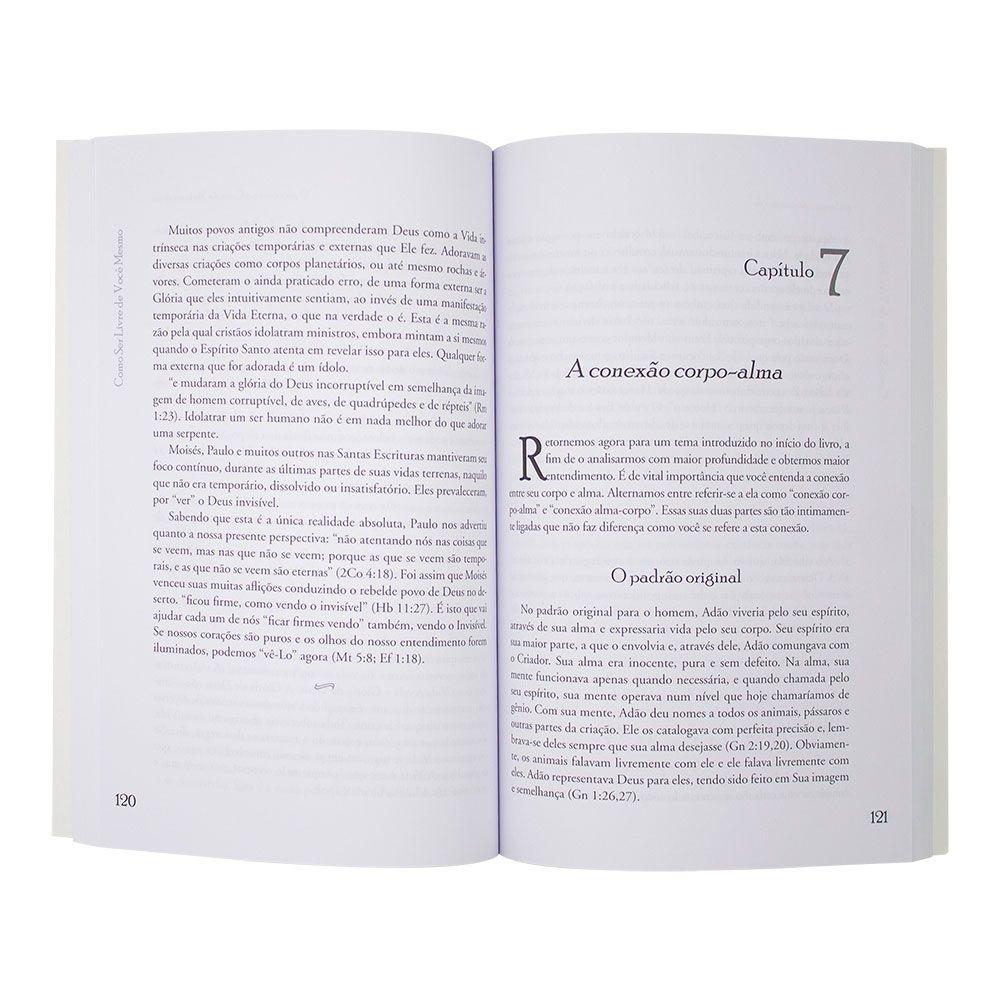 Livro: Como Ser Livre De Você Mesmo   David Alsobrook