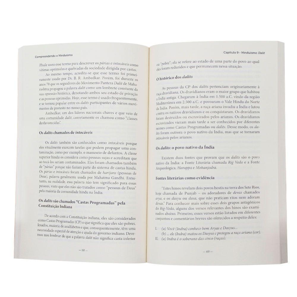 Livro: Compreendendo O Hinduismo    S.D. Ponraj