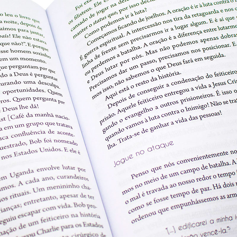 Livro: Comprometido | Mark Batterson