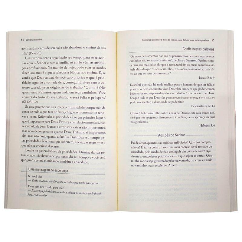 Livro: Confiança Inabalável | Maurício Zágari