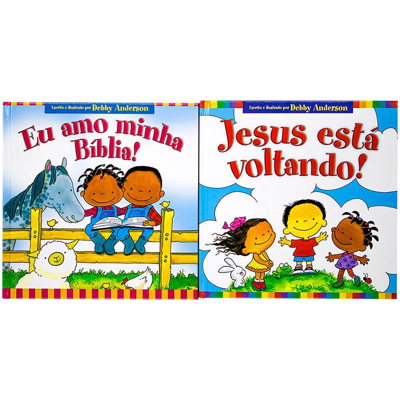 Livro: Conhecendo A Deus | Box 6 Livros | Debby Anderson