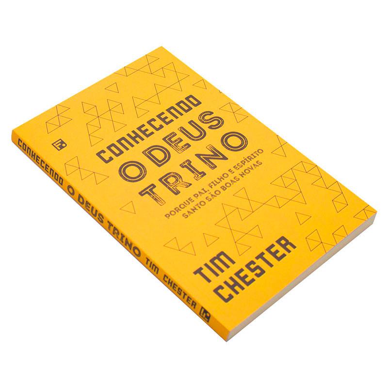 Livro: Conhecendo O Deus Trino | Tim Chester