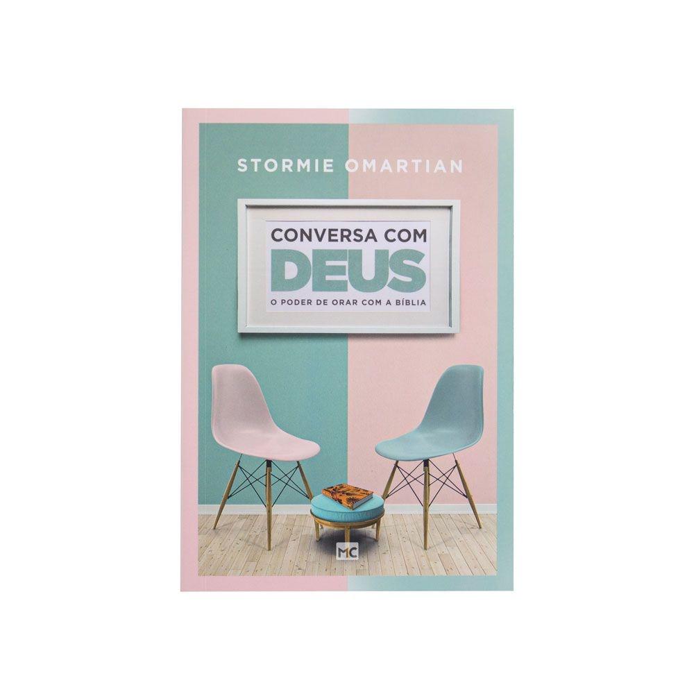 Livro: Conversa Com Deus | Stormie Omartian