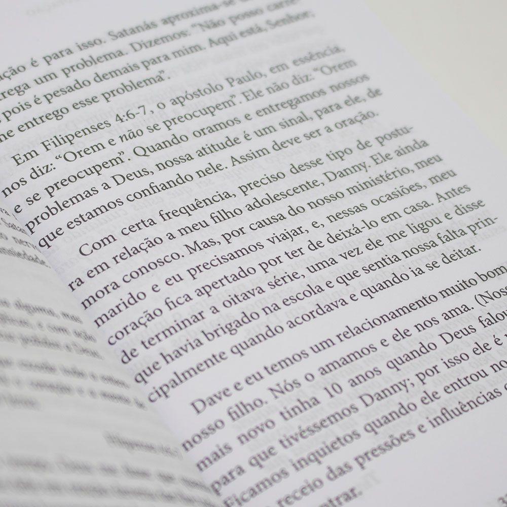 Livro: Conversa Franca Sobre Preocupação   Joyce Meyer