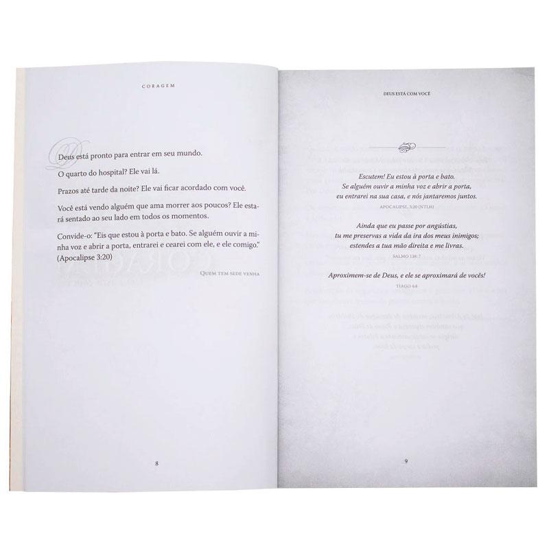 Livro: Coragem Para Viver | Max Lucado