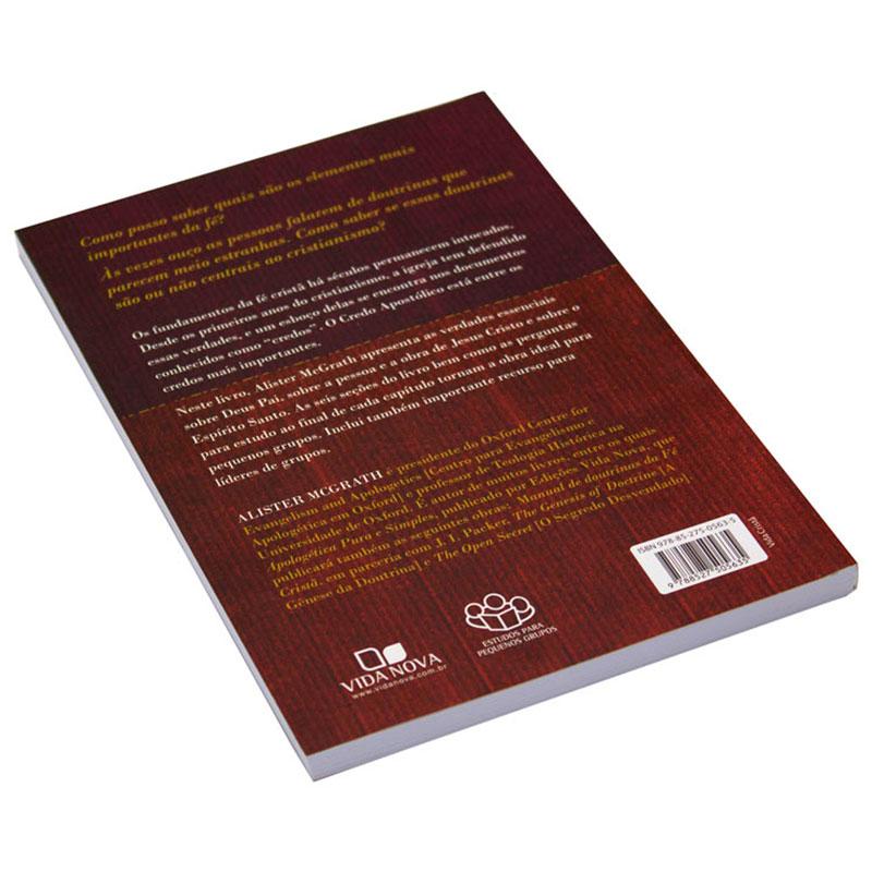 Livro: Creio | Alister McGrath