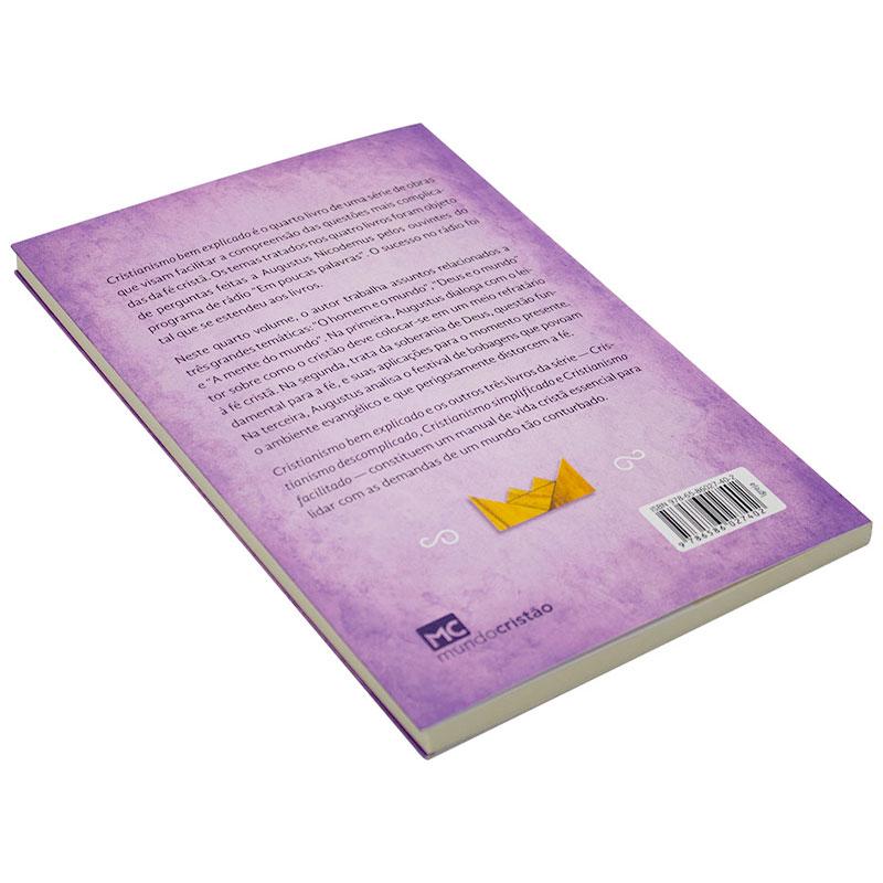 Livro: Cristianismo Bem Explicado   Augustus Nicodemus
