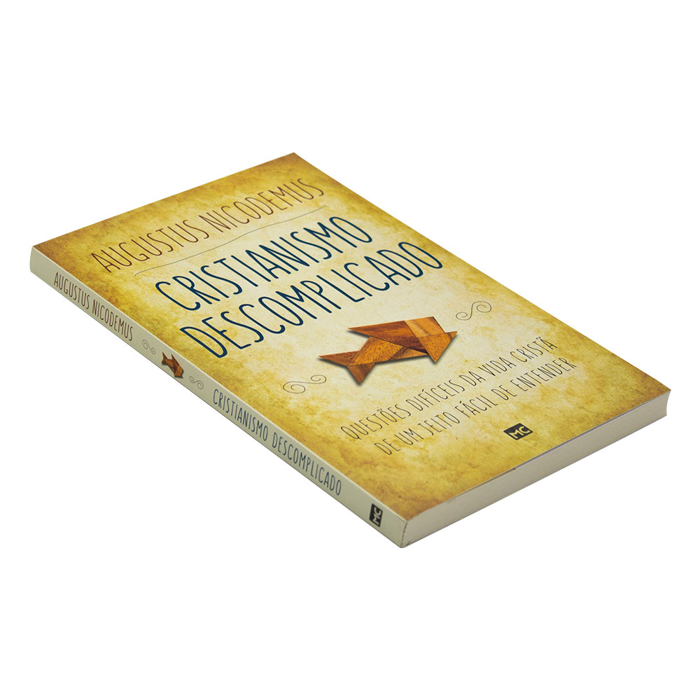 Livro: Cristianismo Descomplicado   Augustus Nicodemus