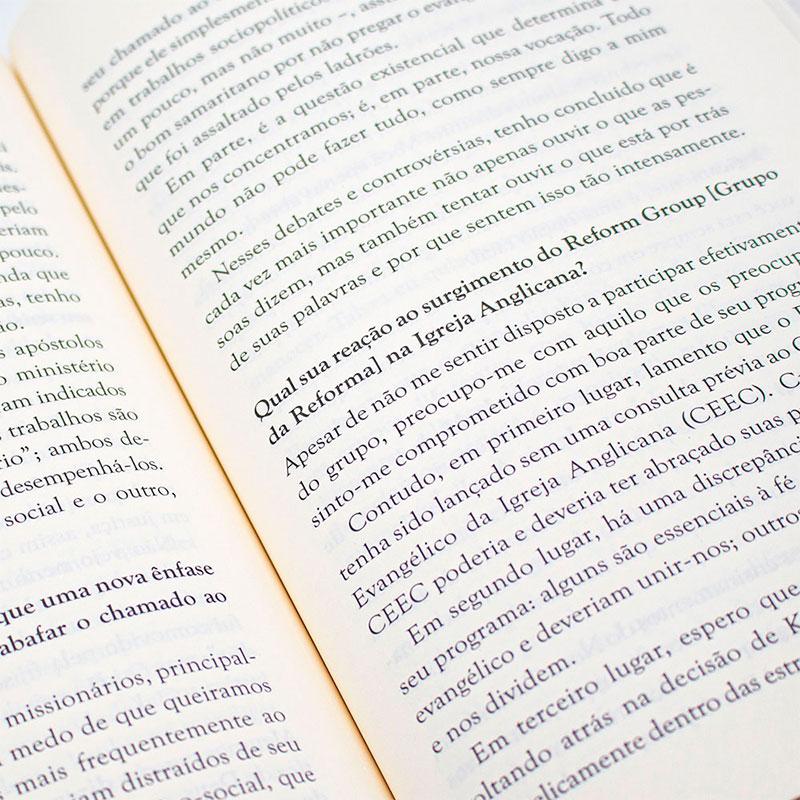 Livro: Cristianismo Equilibrado   John Stott