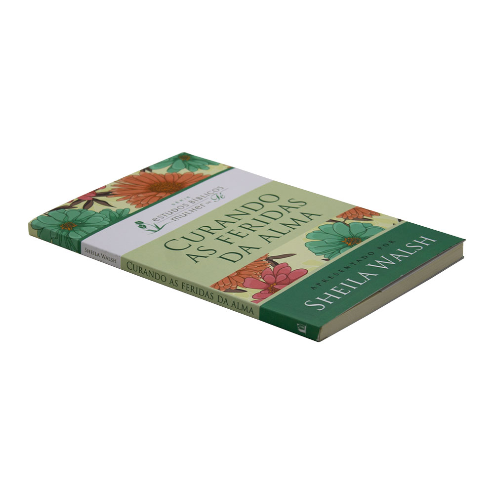Livro: Curando As Feridas da Alma   Sheila Walsh