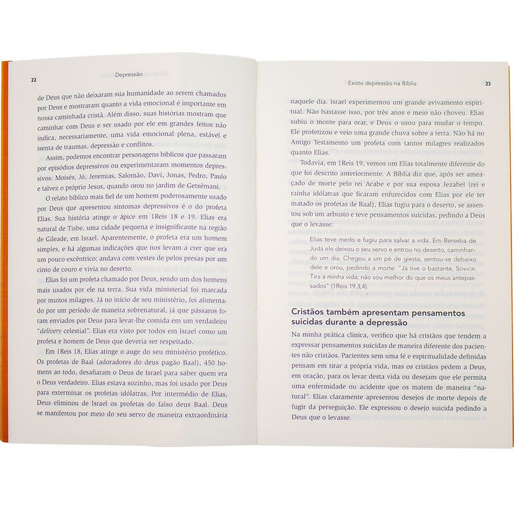 Livro: Depressão O Que Todo Cristão Precisa Saber | Ismael Sobrinho