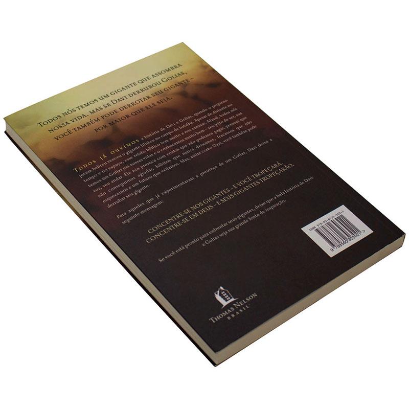 Livro: Derrubando Golias   Max Lucado