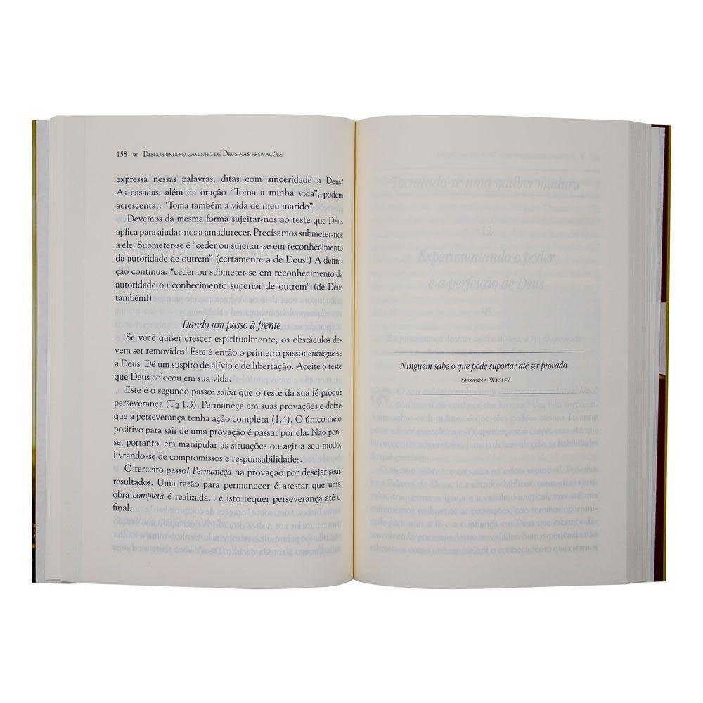 Livro: Descobrindo O Caminho De Deus Nas Provações | Elizabeth George