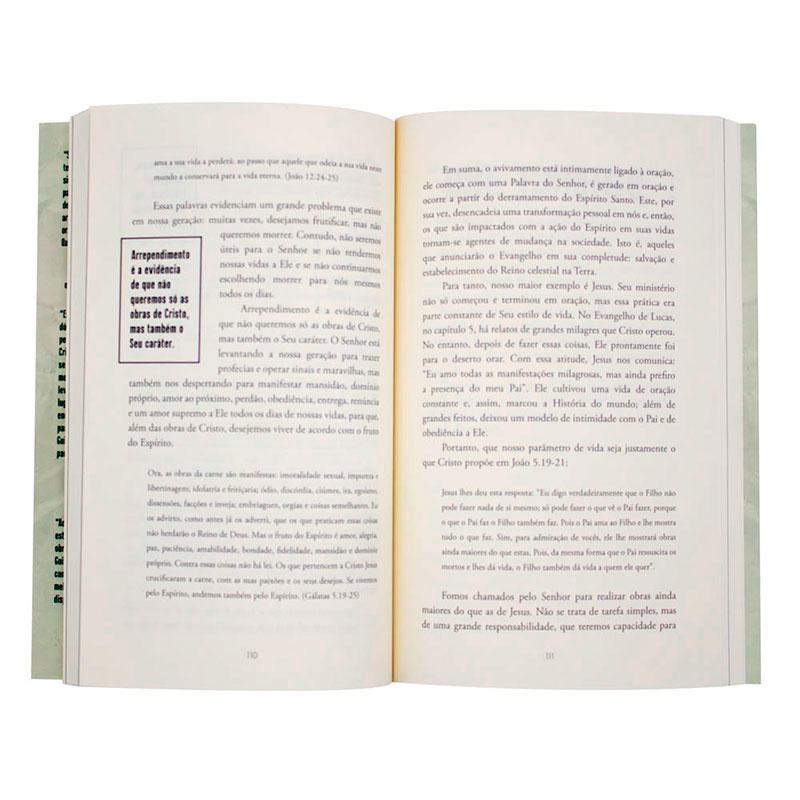 Livro: Despertando Um Exército De Oração   Guilherme Batista