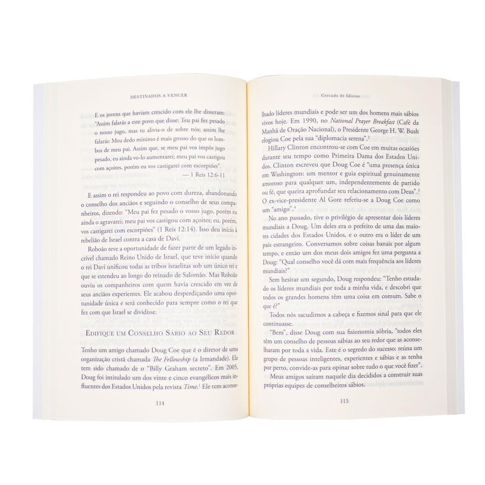 Livro: Destinados A Vencer | Kris Vallotton