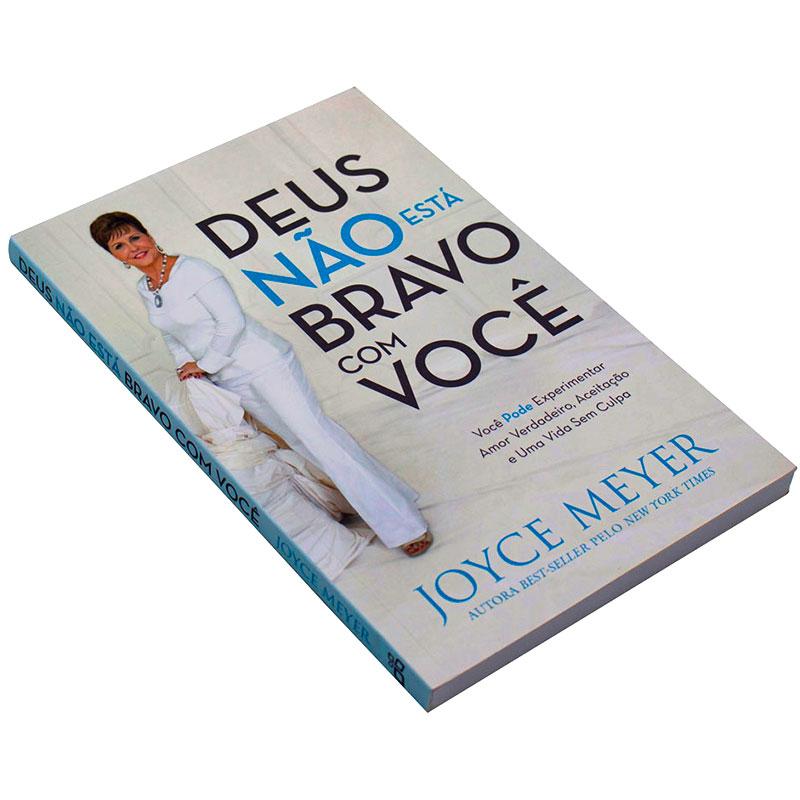 Livro: Deus Não Está Bravo Com Você   Joyce Meyer