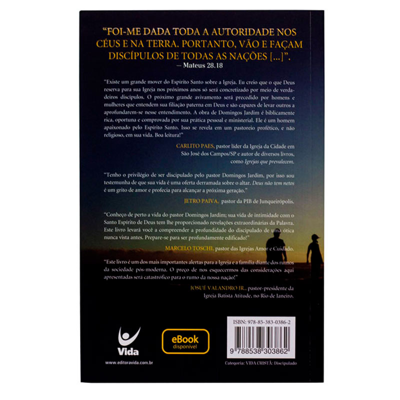 Livro: Deus Não Tem Netos | Domingos Jardim