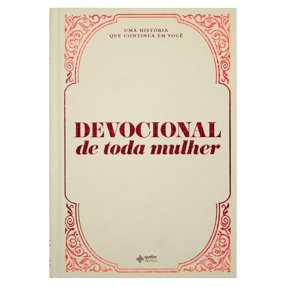 Livro: Devocional De Toda Mulher   Vários Autores