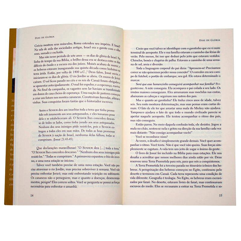 Livro: Dias De Glória | Max Lucado