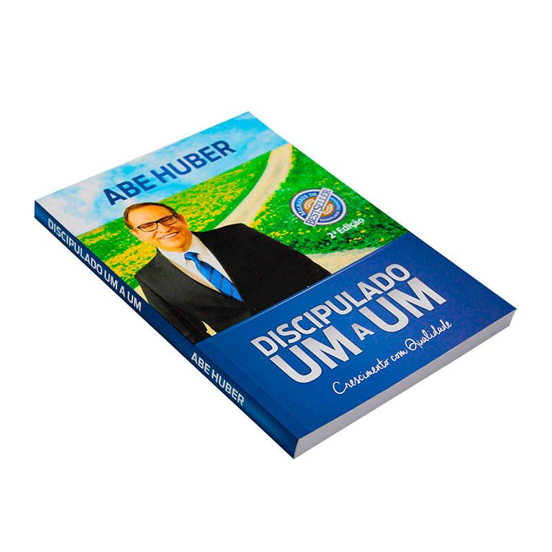 Livro: Discipulado Um A Um | Abe Huber