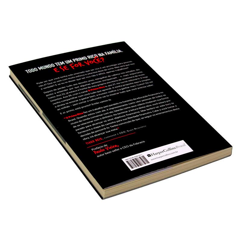 Livro: Do Mil Ao Milhão | Thiago Nigro