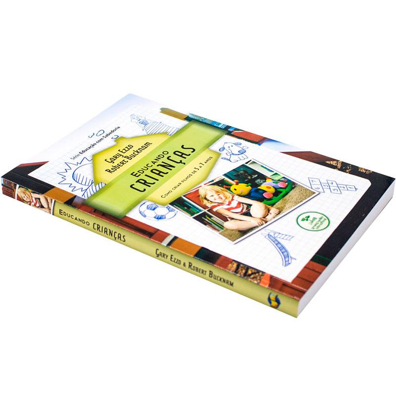 Livro: Educando Crianças | 3 A 7 Anos | Gary Ezzo & Robert Bucknam