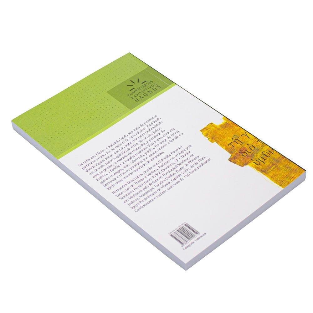 Livro: Efésios - Comentários Expositivos| Hernandes Dias Lopes