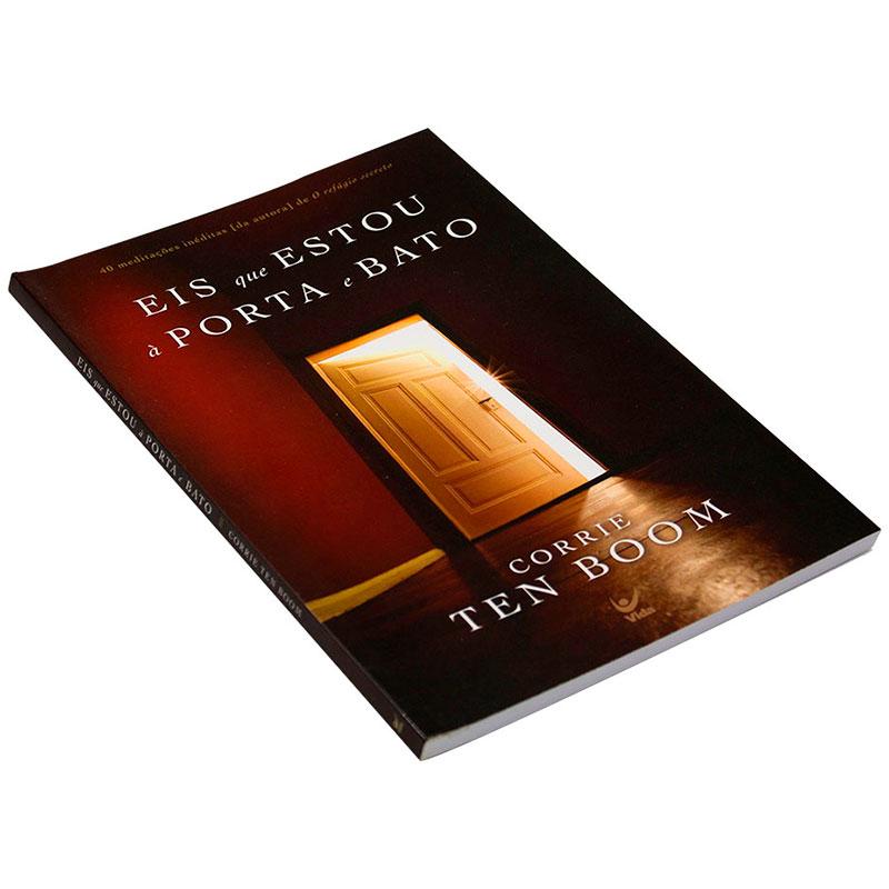 Livro: Eis Que Estou À Porta E Bato | Corrie Tem Boom