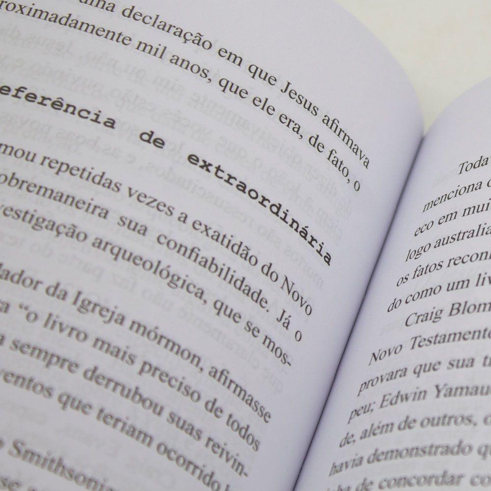 Livro: Em Defesa De Cristo   Lee Strobel