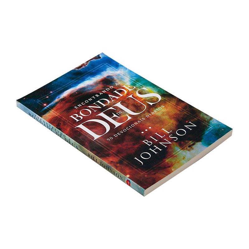 Livro: Encontrando A Bondade De Deus | Bill Johnson